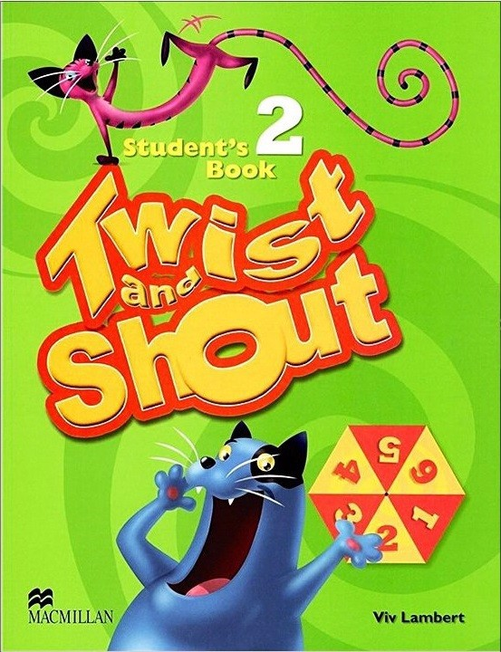 Twist & Shout 2: Student Book with Twister