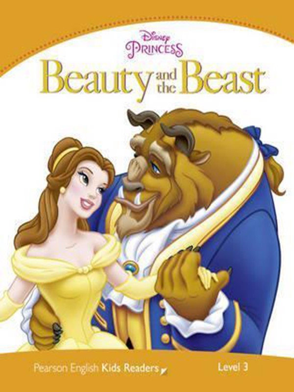 Beauty & The Beast: Level 3 (Penguin Kids)
