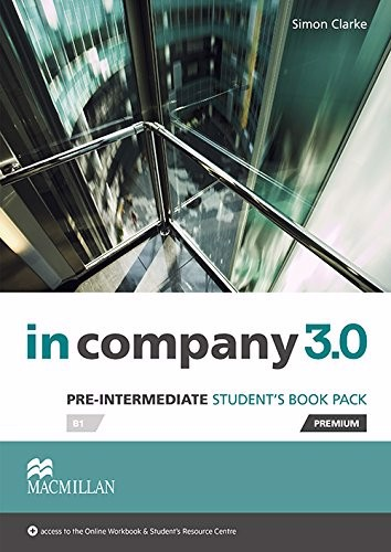 In Company 3.0 Pre-Inter: Student Book Pack