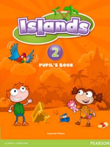 Islands Pupil Book with pin code 2