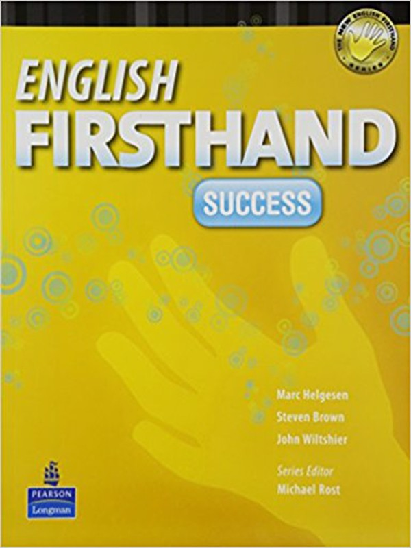 English Firsthand Success: Student Book