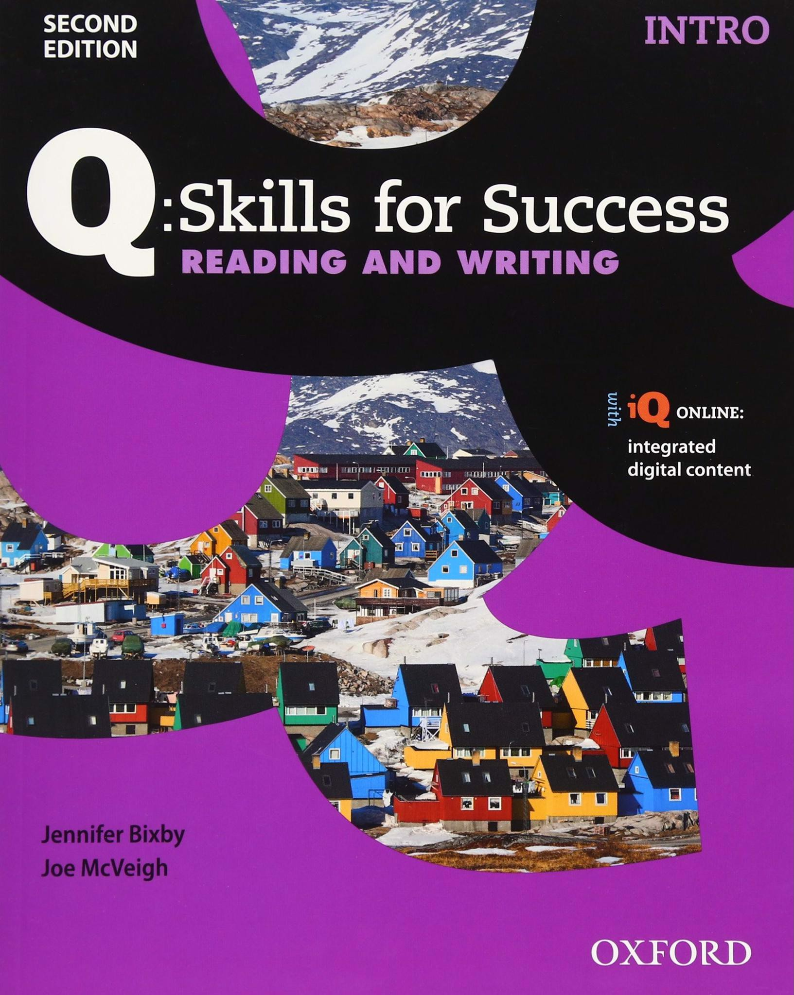 Q Skills for Success (2 Ed.) Reading and Writing Intro: Student Book with Online Practice