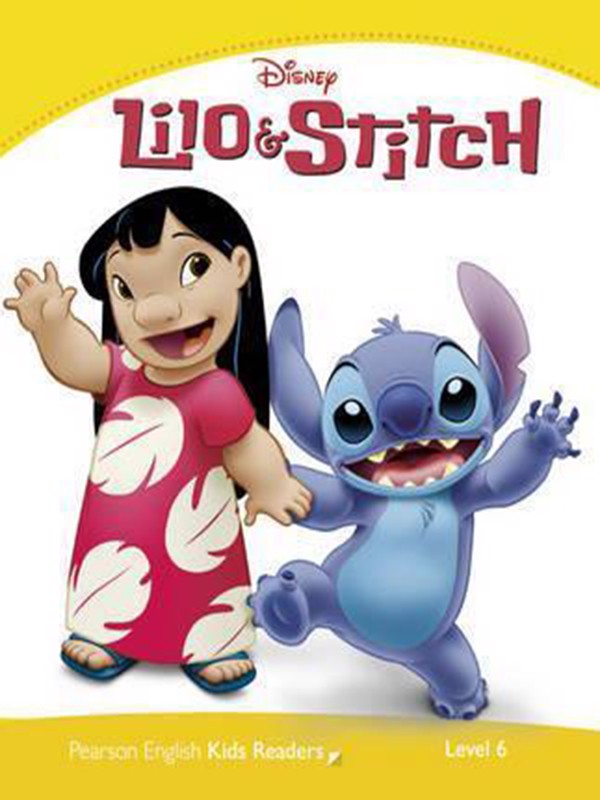Lilo & Stitch: Level 6 (Penguin Kids)