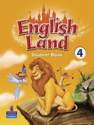 English Land 4: Student Book with Activity Book with CD