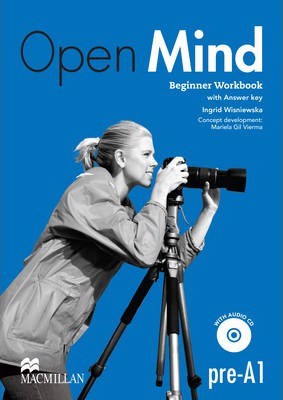 Open Mind (BrE) Beg: Workbook with Key with CD Pack