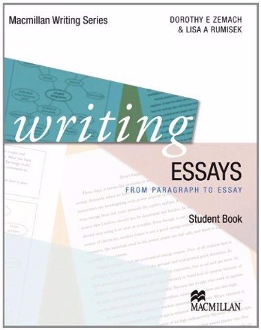 Macmillan Writing Series Writing Essays