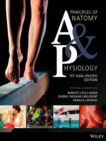 Principles of Anatomy & Physiology : 1st Asia-Pacific Edition