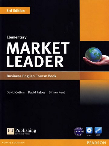 Market Leader (3Ed.) Elementary: Course Book Standalone for South Asia