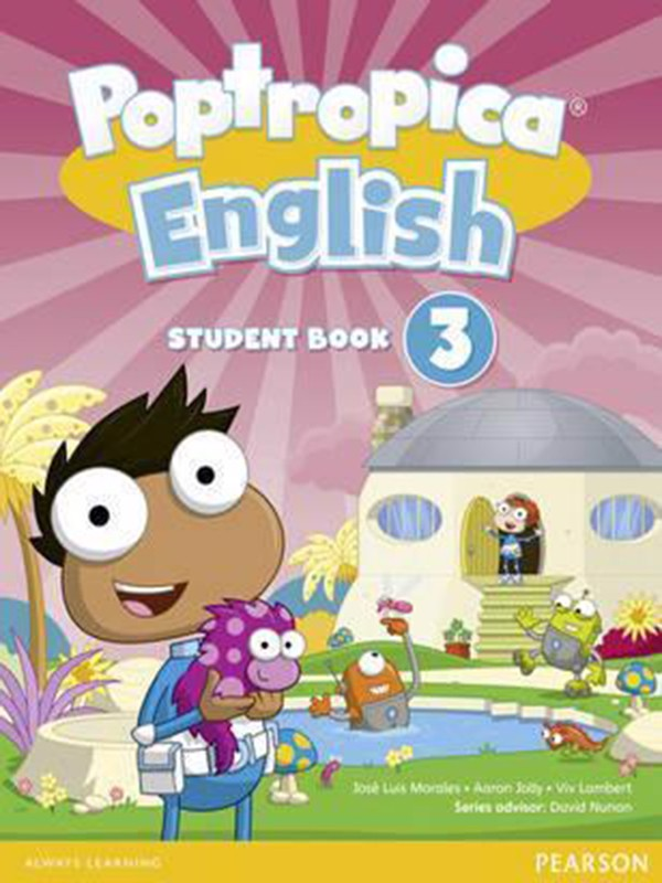 Poptropica English Ame 3: Student Book