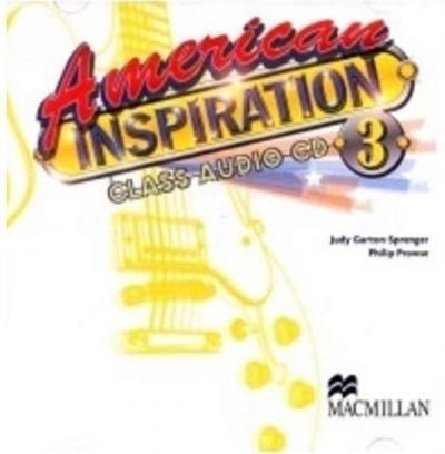 American Inspiration 3: Class Audio CD