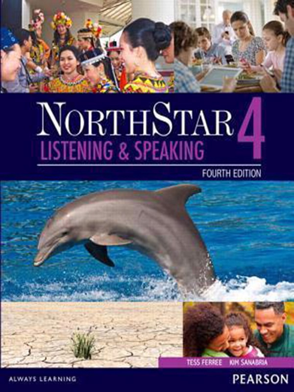 NorthStar (4 Ed.) 4 - Listening and Speaking: Student Book with MyEnglishLab
