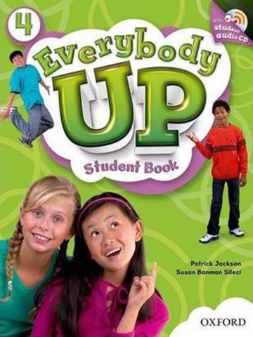 Everybody Up: 4: Student Book with Audio CD Pack