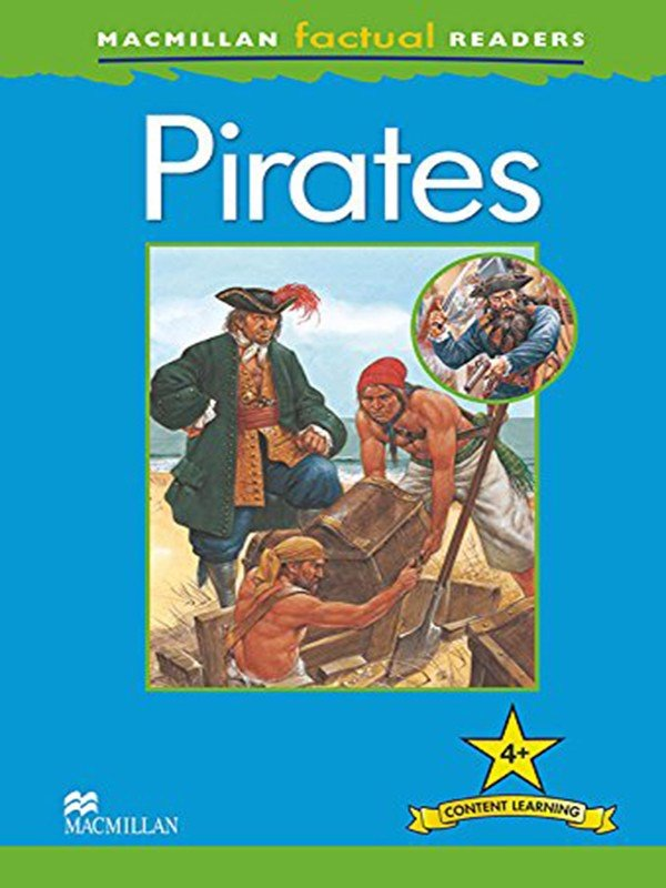 MacMillan Factual Readers: Pirates