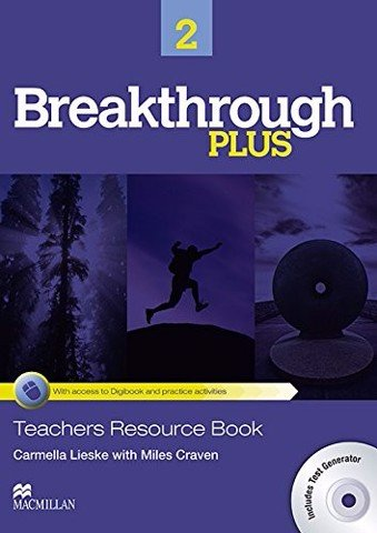 Breakthrough Plus 2: Teacher Book with Digibook Code with Test Generator