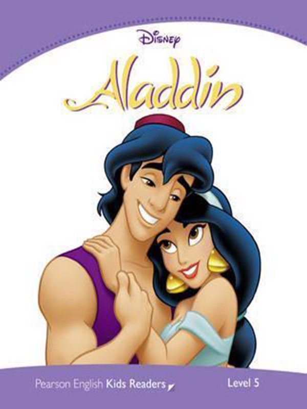 Aladdin: Level 5 (Pearson English Kids Readers)