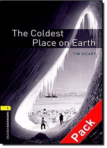OBWL (3 Ed.) 1: The Coldest Place on Earth Audio CD Pack