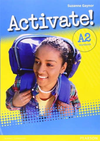 Activate! A2: Workbook without key with CD-ROM