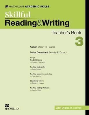Skillful Reading and Writing 3: Teacher Guide with Digibook Pack