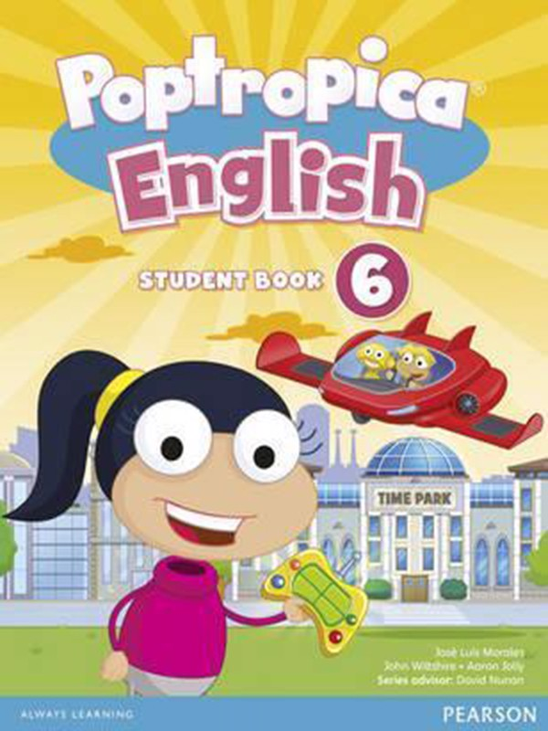 Poptropica English Ame 6: Student book
