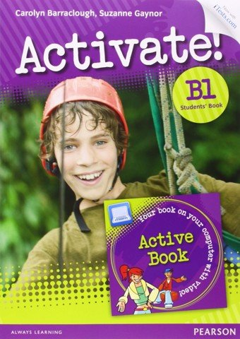 Activate! B1: Student book with Access Code and Active book