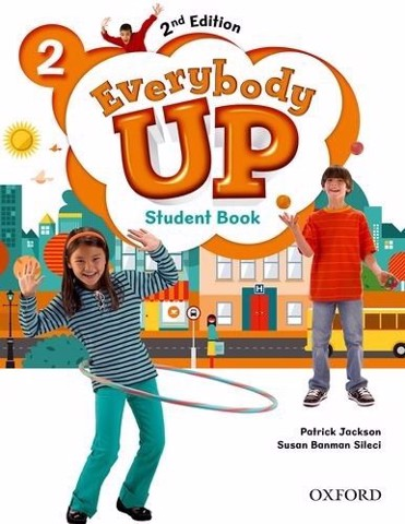 Everybody Up ( 2ed. ) 2 Student Book