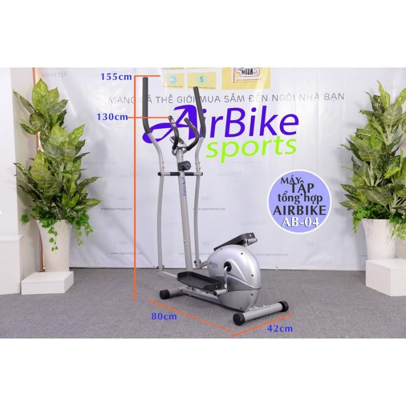 Xe đạp tập thể dục Air Bike AB-04 – Tuấn Vũ Sport