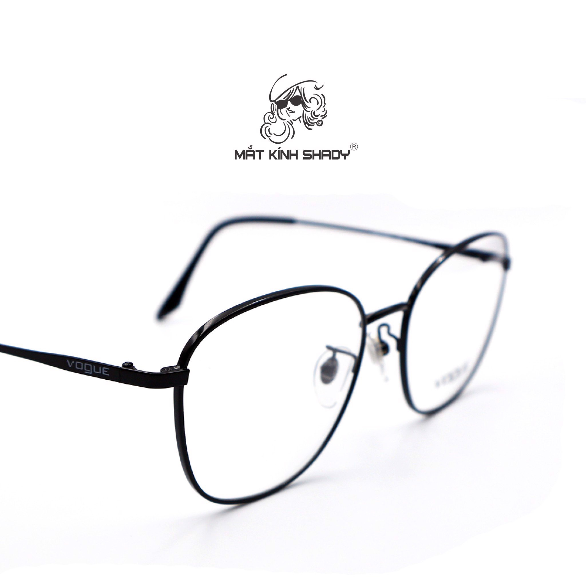 Vogue Eyewear - Glasses - VO4124D