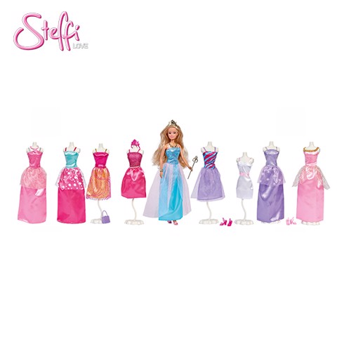 105733092 Búp bê Steffi Love Fashion Deluxe