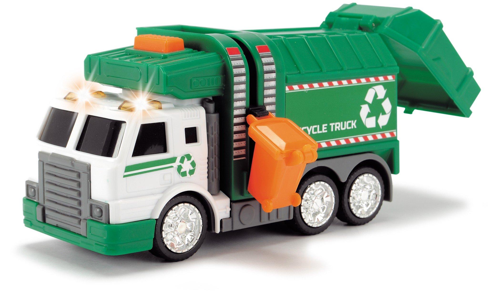 203302018 Xe rác Dickie Toys 15cm