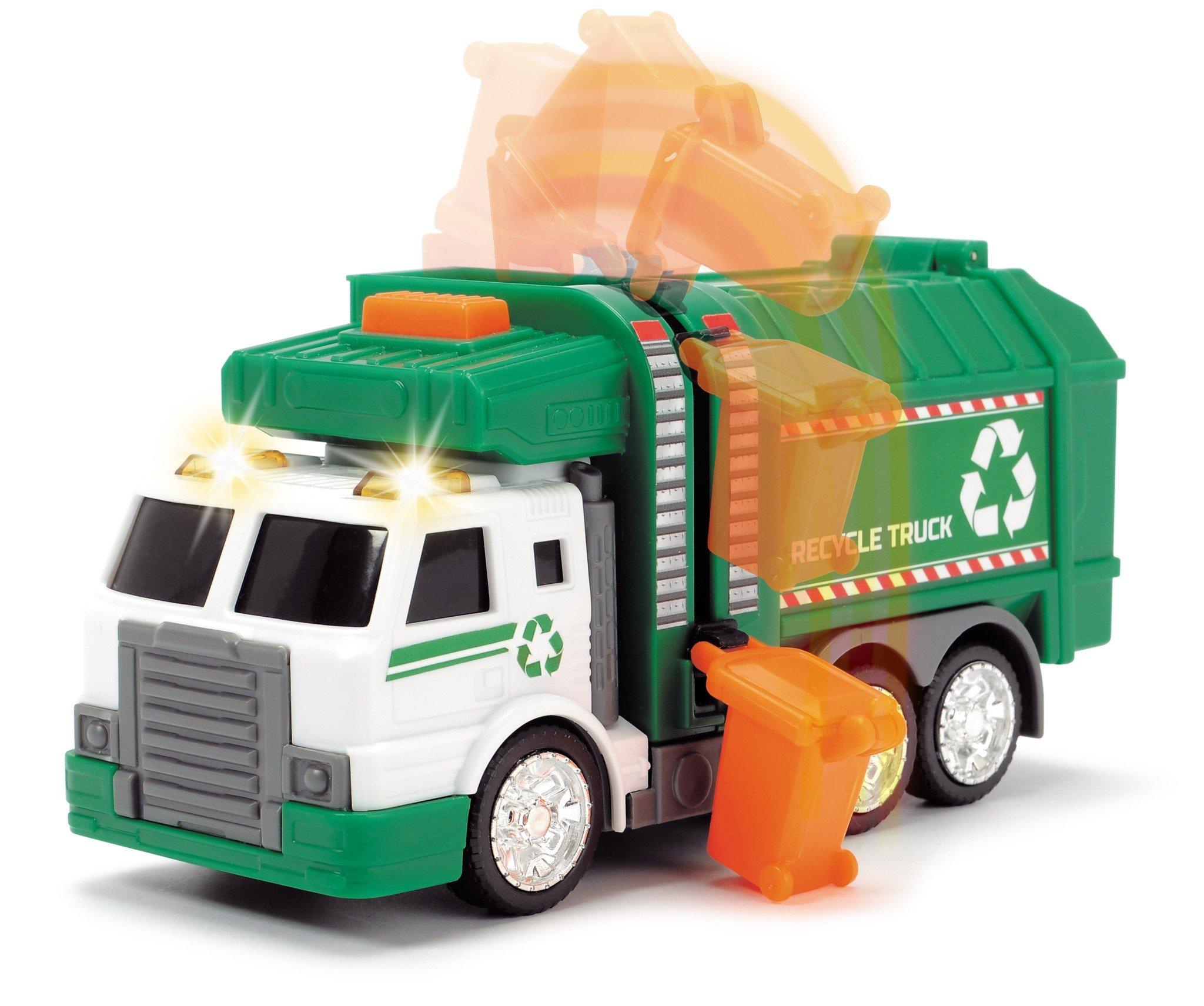 203302018 Recycling Truck|6pcs