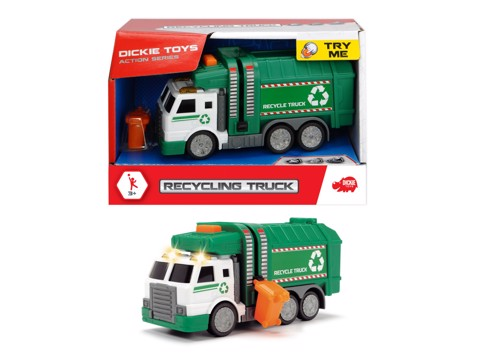 203302018 Recycling Truck|6pcs