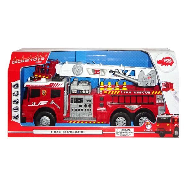 203719003-038 Đồ Chơi Xe Cứu Hỏa Fire Truck Dickie Toys (69 cm)