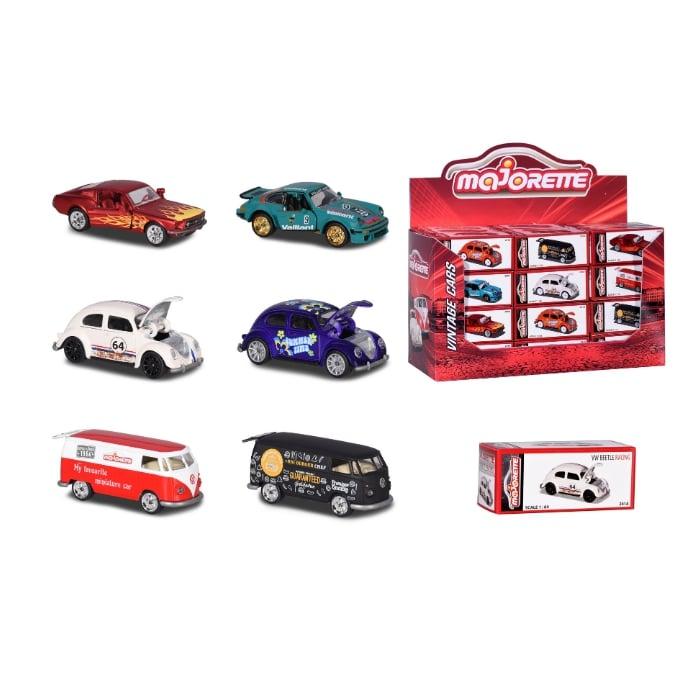 212052017 Xe Mô Hình MAJORETTE Collectors Box Mixed