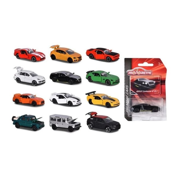 212053052AC1 Xe Mô Hình MAJORETTE Premium Cars