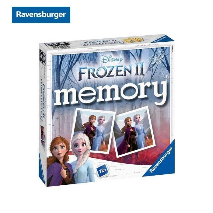 Trò chơi luyện trí nhớ Memory Frozen 2: 72 thẻ Ravensburger RV243150