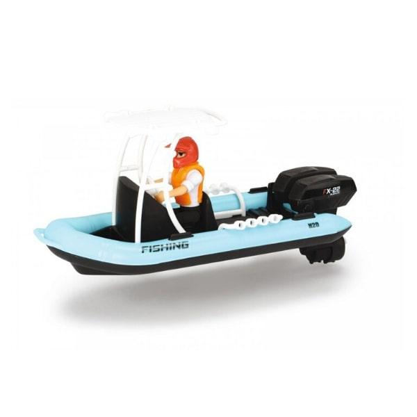 203833004 Bộ Đồ Chơi Thuyền Câu Cá DICKIE TOYS Playlife-Fishing Boat
