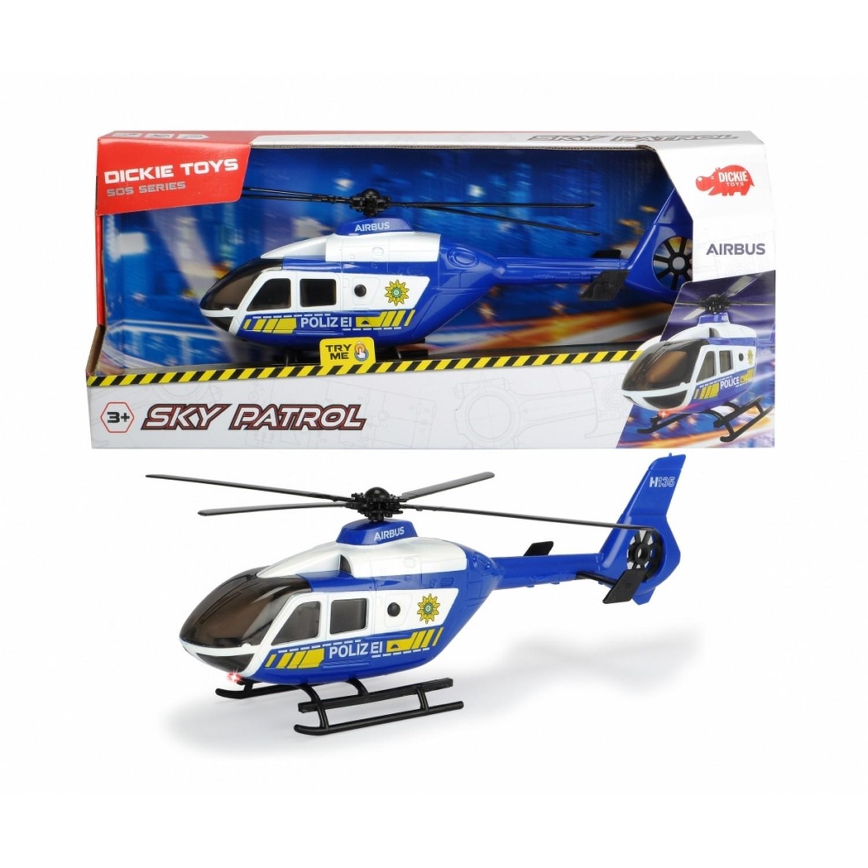 203716019-038 Máy Bay Đồ Chơi Sky Patrol DICKIE TOYS