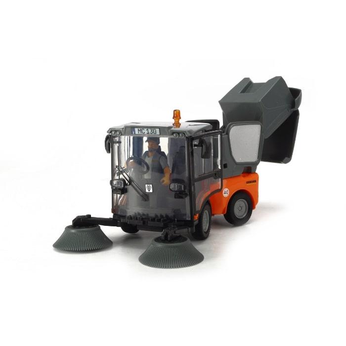 203833006EFS Bộ Đồ Chơi Xe Vệ Sinh Đường Phố DICKIE TOYS Playlife-Street Sweeper Set