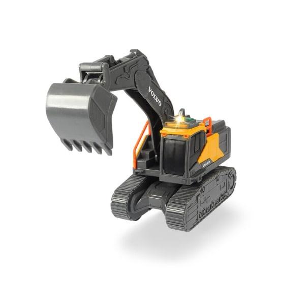 203723005 Đồ Chơi Xe Xây Dựng DICKIE TOYS Volvo Tracker Excavator