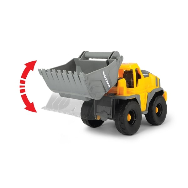 203724002 Đồ Chơi Xe Xây Dựng DICKIE TOYS Volvo On-site Loader