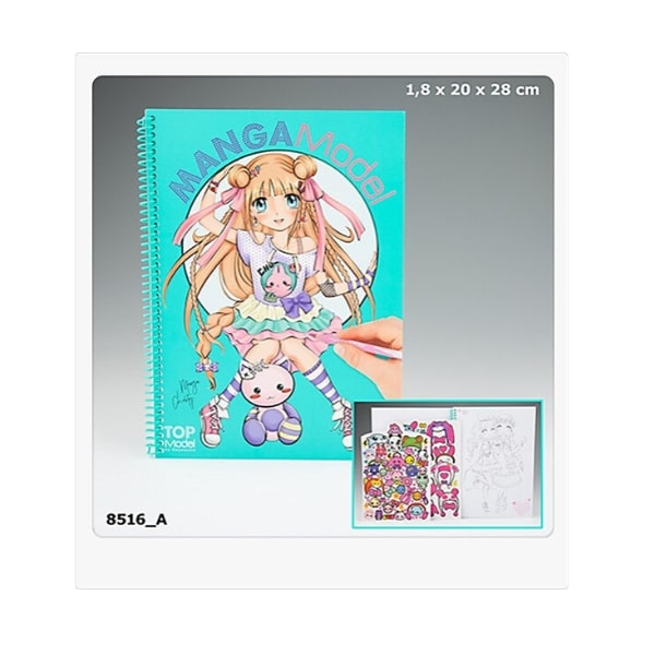 BST tô màu Manga TM48516