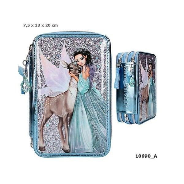 Túi đựng bút Fantasy Model Filled Pencil Case Triple TM10690