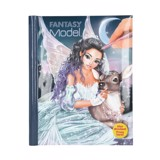 TM410727 BST thiết kế thời trang Fantasy Model Colouring Book With LED & Sound