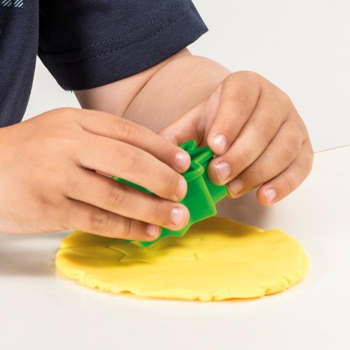 DT4705 Bộ dụng cụ làm bánh xanh lá Dantoy