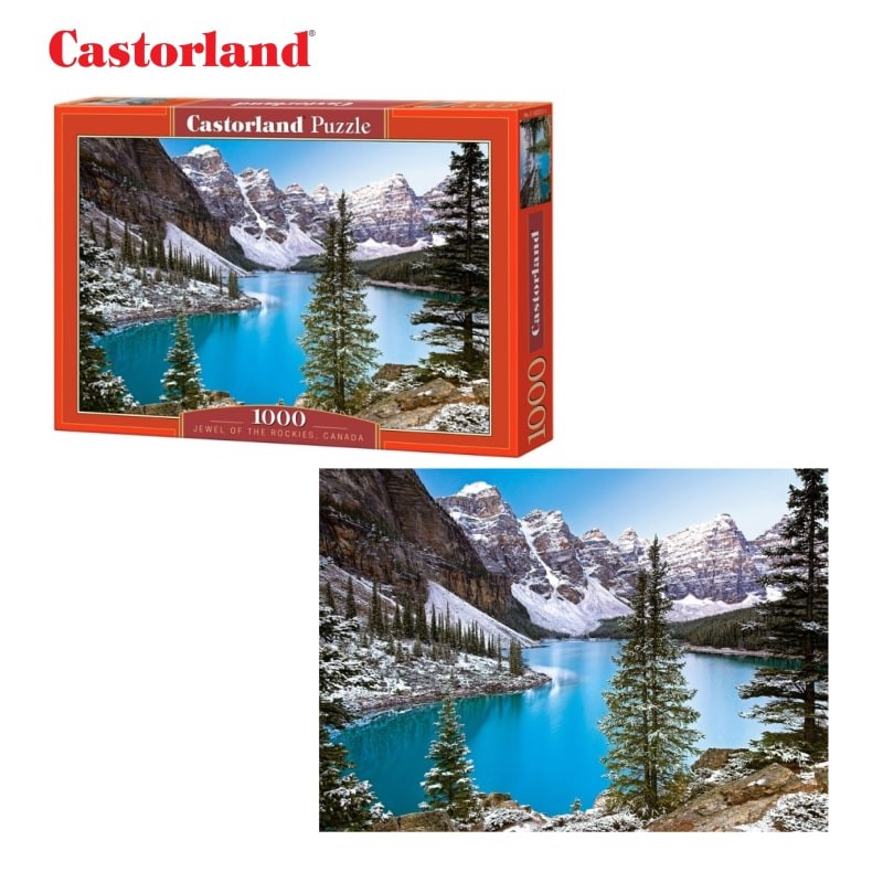 C102372 Xếp hình Jewel Of The Rockies 1000 mảnh CASTORLAND
