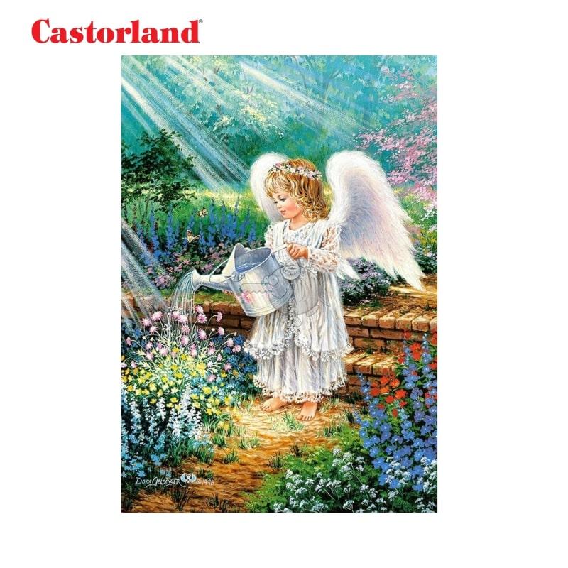 C103881 Xếp hình puzzle An Angel's Gift 1000 mảnh Castroland