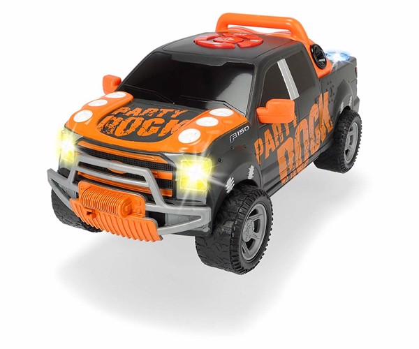 203765003 Đồ Chơi Xe Ford F150 Truck Party Rock Anthem DICKIE TOYS (29 cm)