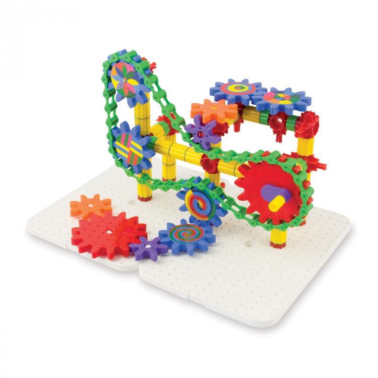 Đồ chơi Hộp dụng cụ Liên kết bánh răng kỹ thuật Fascia QUERCETTI 6138