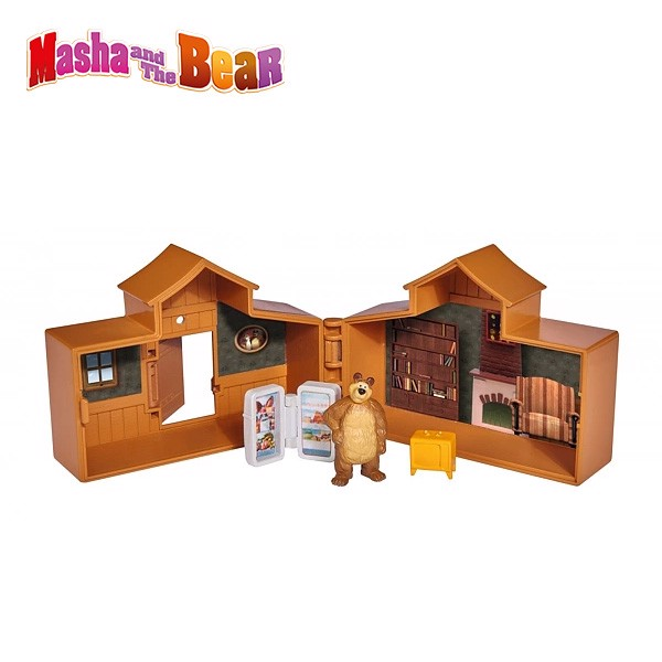 Búp bê Masha Mini Play Set 109301039