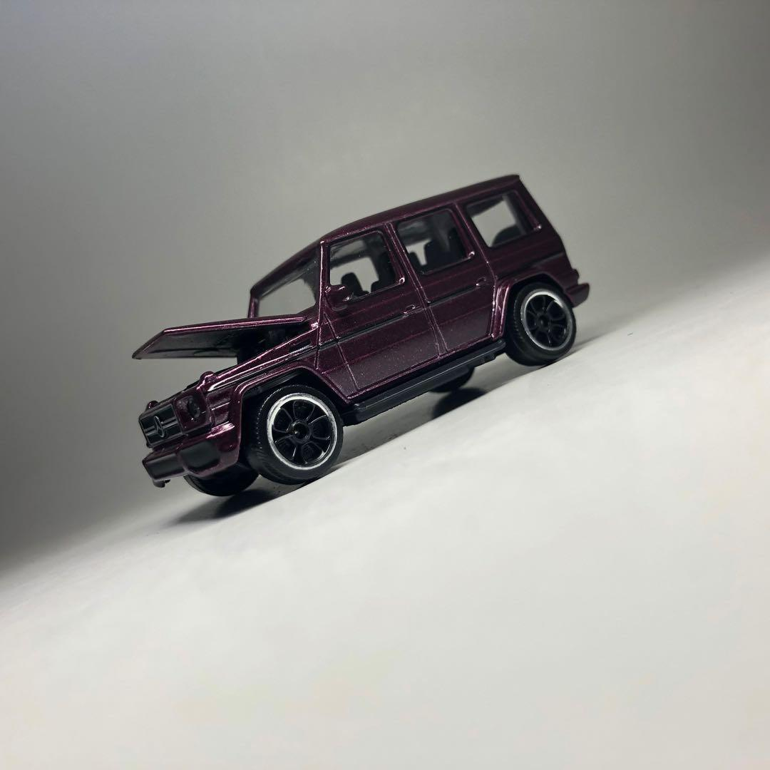 212053165 Bộ 5 Xe Mô Hình MAJORETTE Mercedes-AMG G63 5 Pieces Giftpack